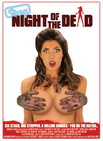 Stag Night of The Dead - Poster / Capa / Cartaz - Oficial 1