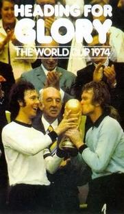 Copa do Mundo Fifa Alemanha 1974 - Poster / Capa / Cartaz - Oficial 1