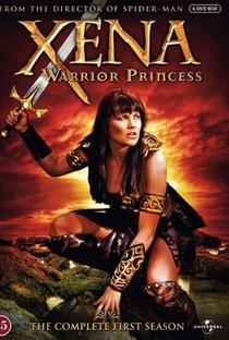 Xena: A Princesa Guerreira (1ª Temporada) - Poster / Capa / Cartaz - Oficial 7
