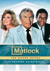 Matlock (2ª Temporada) - Poster / Capa / Cartaz - Oficial 1