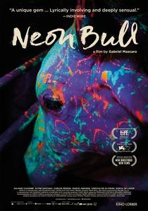 Boi Neon - Poster / Capa / Cartaz - Oficial 2