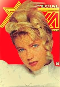 Xuxa  Especial de Natal - 1992 - Poster / Capa / Cartaz - Oficial 1