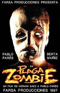 Plaga Zombie - Poster / Capa / Cartaz - Oficial 1