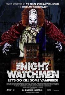 Os Vigias Noturnos - Poster / Capa / Cartaz - Oficial 4
