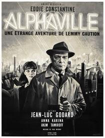 Alphaville - Poster / Capa / Cartaz - Oficial 4