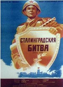 A Batalha de Stalingrado - Poster / Capa / Cartaz - Oficial 1