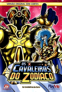 Os Cavaleiros do Zodíaco (Saga 1: Santuário) - Poster / Capa / Cartaz - Oficial 18