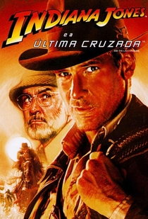 Indiana Jones e a Última Cruzada - Poster / Capa / Cartaz - Oficial 3