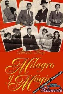 Milagre e Magia - Poster / Capa / Cartaz - Oficial 1
