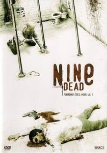 Nove Mortes - Poster / Capa / Cartaz - Oficial 2