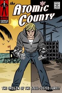 The Atomic County - Poster / Capa / Cartaz - Oficial 2
