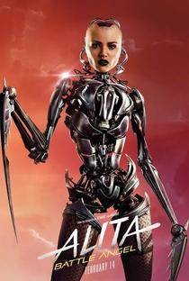 Alita: Anjo de Combate - Poster / Capa / Cartaz - Oficial 10