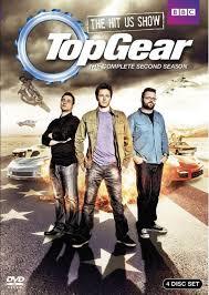 Top Gear (2ª Temporada) - Poster / Capa / Cartaz - Oficial 1