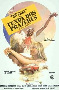 Tenda dos Prazeres - Poster / Capa / Cartaz - Oficial 1