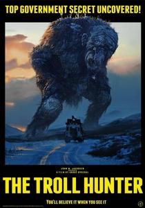 O Caçador de Troll - Poster / Capa / Cartaz - Oficial 2