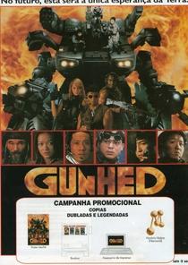 Ganheddo - Poster / Capa / Cartaz - Oficial 1