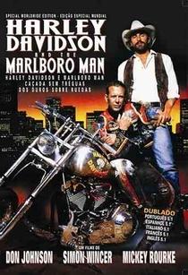 Harley Davidson e Marlboro Man - Caçada Sem Tréguas - Poster / Capa / Cartaz - Oficial 5