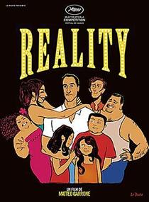 Reality - A Grande Ilusão - Poster / Capa / Cartaz - Oficial 3