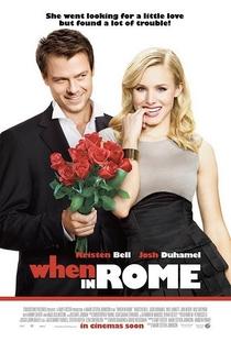 Quando em Roma - Poster / Capa / Cartaz - Oficial 5