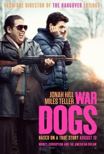 Cães de Guerra - Poster / Capa / Cartaz - Oficial 2