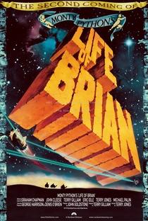 A Vida de Brian - Poster / Capa / Cartaz - Oficial 13