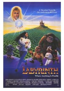 Labirinto - A Magia do Tempo - Poster / Capa / Cartaz - Oficial 5