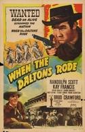 A Vingança dos Daltons (When the Daltons Rode)