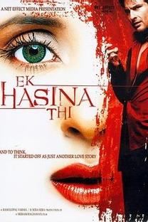 Ek Hasina Thi - Poster / Capa / Cartaz - Oficial 1