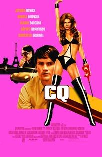 CQ - Poster / Capa / Cartaz - Oficial 1