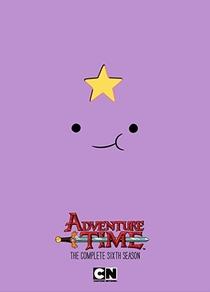 Hora de Aventura (6ª Temporada) - Poster / Capa / Cartaz - Oficial 2