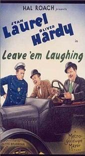 Deixe-os Rir - Poster / Capa / Cartaz - Oficial 1