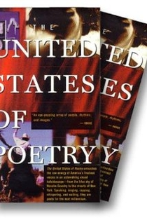 United States of Poetry - Poster / Capa / Cartaz - Oficial 1