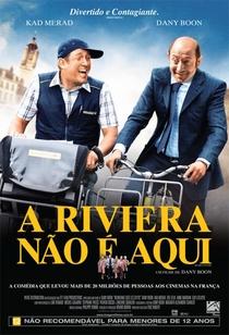 A Riviera Não é Aqui - Poster / Capa / Cartaz - Oficial 2
