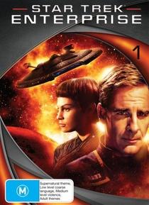 Jornada nas Estrelas: Enterprise (1ª Temporada) - Poster / Capa / Cartaz - Oficial 1