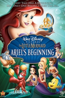 A Pequena Sereia: A História de Ariel - Poster / Capa / Cartaz - Oficial 2