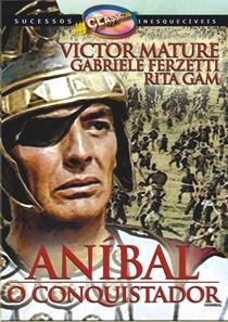 Aníbal - O Conquistador - Poster / Capa / Cartaz - Oficial 4