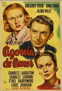Agonia de Amor - Poster / Capa / Cartaz - Oficial 3