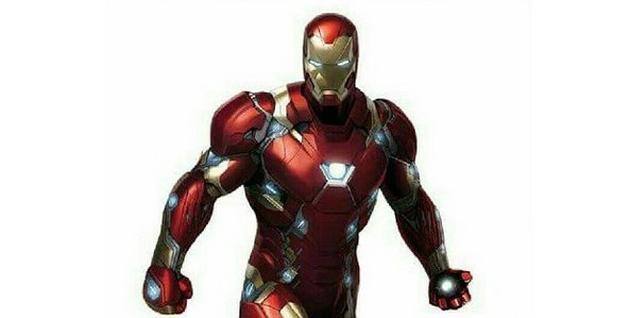"""Arte promocional mostra possível armadura do Homem de Ferro em """"Guerra Civil"""""""