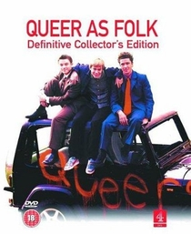 Queer as Folk - Os Assumidos - Poster / Capa / Cartaz - Oficial 2