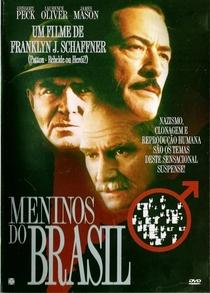 Os Meninos do Brasil - Poster / Capa / Cartaz - Oficial 11