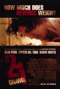 21 Gramas - Poster / Capa / Cartaz - Oficial 5