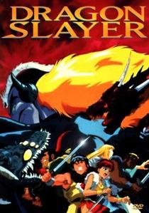 Dragon Slayer: A Lenda de um Herói - Poster / Capa / Cartaz - Oficial 3
