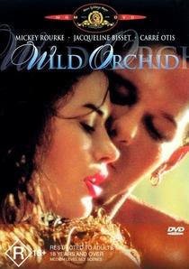 Orquídea Selvagem - Poster / Capa / Cartaz - Oficial 4