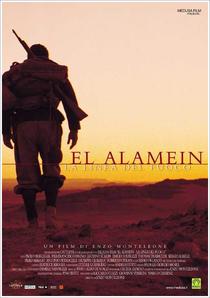 El Alamein: A Linha De Fogo - Poster / Capa / Cartaz - Oficial 1