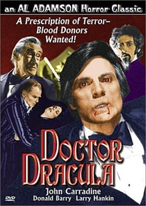 Doctor Dracula - Poster / Capa / Cartaz - Oficial 2