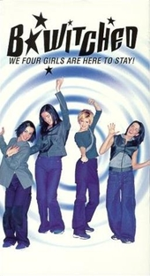 We Four Girls Are Here to Stay! - Poster / Capa / Cartaz - Oficial 1
