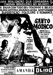 O Santo Módico  - Poster / Capa / Cartaz - Oficial 1