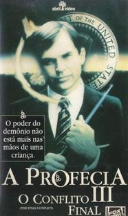A Profecia 3 - O Conflito Final - Poster / Capa / Cartaz - Oficial 2