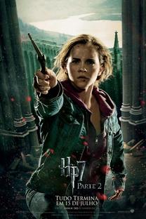 Harry Potter e as Relíquias da Morte - Parte 2 - Poster / Capa / Cartaz - Oficial 45