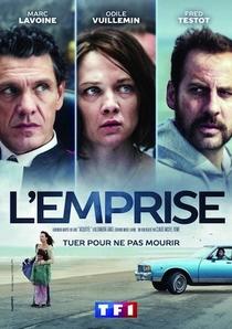 L'emprise - Poster / Capa / Cartaz - Oficial 1